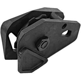Reverse Lower Guide varaosa ketjunohjain X1-malliin , musta